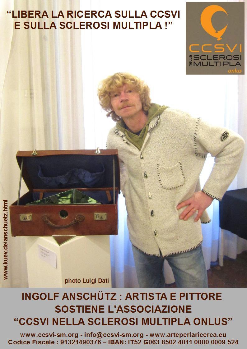Ingolf                       Anschutz - pittore e artista